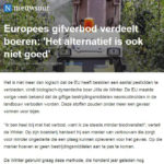Blisveld-NOS-verslag